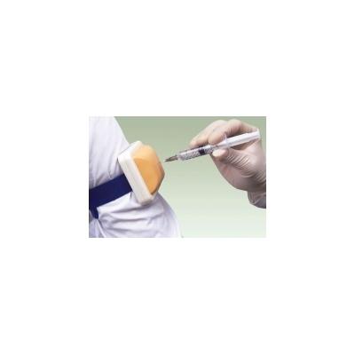 Modelo para a pratica de injeção intramuscular