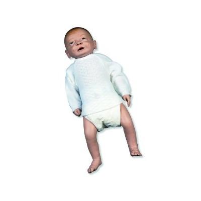 Modelo para Cuidados com o Bebê – Masculino