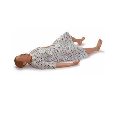 """Boneca de Enfermagem """"Nursing Anne"""" Compatível com VitalSim (Opcional)"""