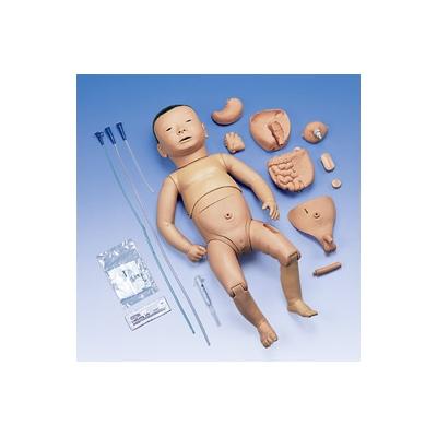 Bebê para Cuidados com Feições Japonesas