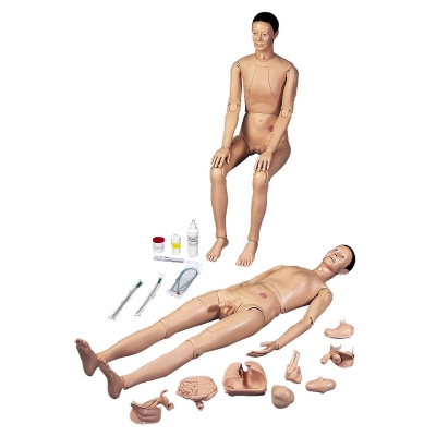 Simulador de Cuidados com o Paciente