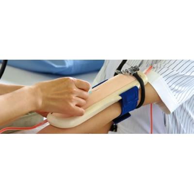 Simulador Punção Arterial - com 5(cinco) PAD's