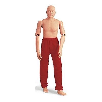 Boneco para Medidas de Resgate - 1,65m c/ 48kg