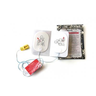 Par de eletrodos para AED TRAINER 2