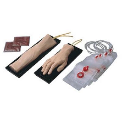 Modelo de mão para Injeções Intravenosas