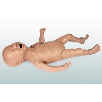 Manequim bebê RN completo para treinamento de RCP