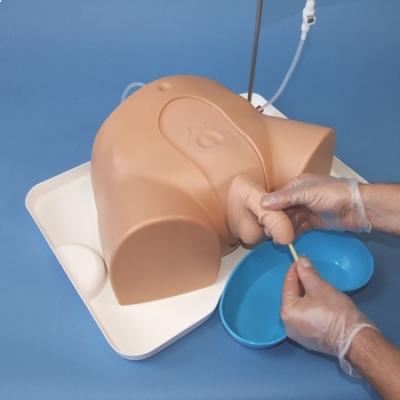 Simulador Avançado para Cateterismo Masculino