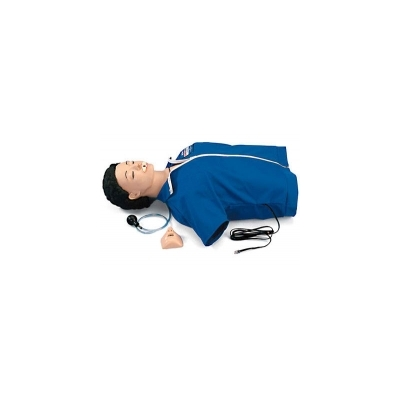 Simulador de RCP CPARLENE, torso com monitoramento eletrônico LF03715U