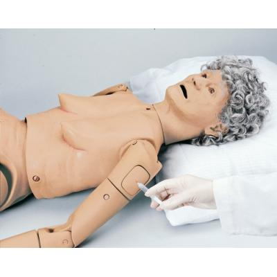 Simulador de Cuidados com o Paciente Geriátrico II