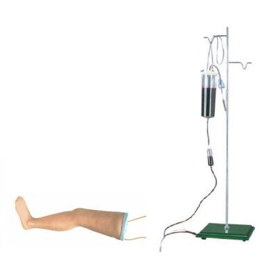 Modelo Avançado de Perna Infantil  para Transfusão Intravenosa