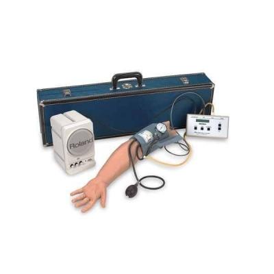 Braço para Determinação da Pressão Sangüínea com Sistema de Alto-falantes Externo