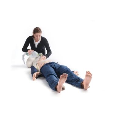 Manequim Avançado MEGACODE Kelly + Monitor VITALSIM ECG