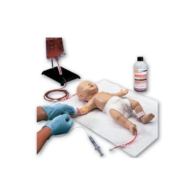 Simulador para Acessos Venosos em Recém-nascidos