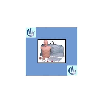 Manequim basico para RCP (ressuscitação cardiopulmonar)