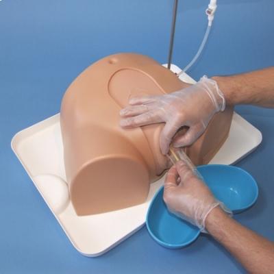 Simulador Avançado para Cateterismo Feminino