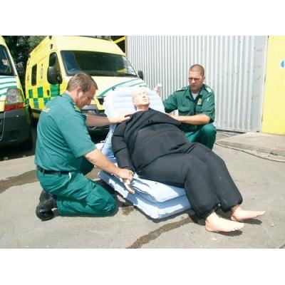 Vestimenta para Treinamento de Remoção de Pacientes com Obesidade Mórbida